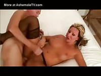 Bitch fucks her daddy