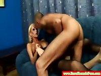 Curvy tranny slut banging her guy hard
