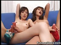 Futanari Girls Just Want To Have Fun!